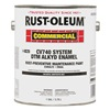 Rust-Oleum 261956 Paint, Alkyd Enamel, 1 gal, Silver Gray