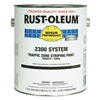 Rust-Oleum 263445 Striping Paint, 1 gal, Dark Blue