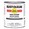 Rust-Oleum 261969 Paint, Aluminum, 1 qt.