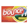 Bounce PGC 36000 Dryer Sheets, Outdoor Fresh, PK 15