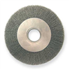 Anderson 01416 Crimped Wheel, 10 In Dia, 0.014 Wire, Steel