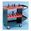 Huot 13970 Tool Cart, ToolScoot, HSK 63A Tools, 48 Pc