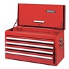 Proto J442715-4RD-D Top Chest, 26-1/4 x 12 x 15 In, 450 lb, Red