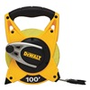 Dewalt DWHT34028 Measuring Tape, 3/4 In x100 ft, Fiberglass