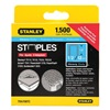 Stanley TRA708TCS Narrow Staple, 27/64, 1/2 In Leg, Pk 1500
