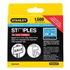 Stanley TRA704TCS Narrow Staple, 27/64, 1/4 In Leg, Pk 1500