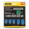 Stanley TRA700BN35 Staple/Brad Asst, Narrow, 27/64, Pk 3500