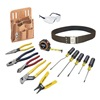 Klein Tools 80014 Electrician Tool Set, 14 Pc