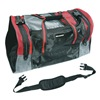 Westward 25F578 Gear Bag, Soft-Sided, Polyester, 5 Pockets