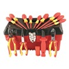 Wiha 32878 Insulated Plier/Screwdriver Set, 13 Pc
