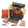 Facom FC-2187C.VSE Insulated Tool Set, 1000V, 41 Pc
