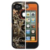 Otterbox 77-18589P1 Defender Case, iPhone 4S, Orange/Max Camo