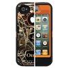 Otterbox 77-18589P1 Defender Case, iPhone 4S, Orange/Max Camo