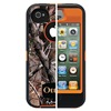 Otterbox 77-18740P1 Defender Case, iPhone 4S, Orange/AP Camo