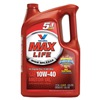Valvoline 785153 Motor Oil, Synthetic Blend, 10W405.1 Qt
