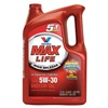 Valvoline 785130 Motor Oil, Synthetic Blend, 5W305.1 Qt