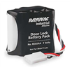 Rayovac RDL6AA Battery Pack, 6 AA, 9v