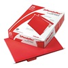 Pendaflex ESS415215RED Hanging File Folders, Red, PK 25