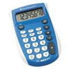 Texas Instruments TEXTI503SV Pocket Calculator, LCD, 8 Digit