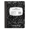 Mead MEA09932 Composition Book, 9-3/4 x 7-1/2 In, Black