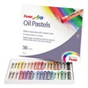 Pentel PENPHN36 Oil Pastel Set w/Carrying Case, 36 Pc