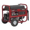 Powermate PM0435005G Portable Generator, Rated Watts5000, 287cc