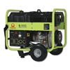 Pramac PD542MYA005-WK/B Portable Generator, Rated Watts5000, 435cc