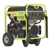 Pramac PD123MHBZ04-WK/B Portable Generator, Rated Watt11700, 688cc