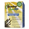 Round Up 30007018307376 Non-Selective Weed Killer, 1.5 oz, Pk 5