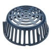 Zurn P121-DOME-CI Roof Drain Dome, 10 In L