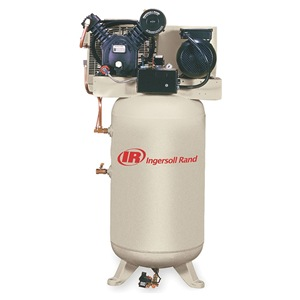 Ingersoll Rand Electric Two Stage Air Compressor, 5HP at Sears.com
