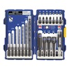 Irwin 1840316 Drill/Screwdrive Set, 19 Pc