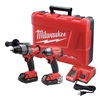 Milwaukee 2791-22CT M18 FUEL Drill and Impact Kit