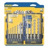 Irwin 1792772 Multi-Material Drill Bit, Pro Set, 10 Pcs