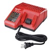 Milwaukee 48-59-1812 Battery Charger, 12.0 and 18.0V