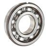 Skf 6208 Radial Ball Bearing, Open, Dia. 40mm