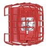 Safety Technology International STI-9708-R 9-ga wire cage protects horn/strobe/spkr