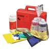 Spilfyter 270002 Compact Acid/Base Combo Spill Kit, Case