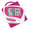 Healthsmart 04-625-001 Blood Pressure Monitor, Auto Arm, Pink