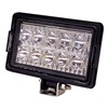 Maxxima MWL-07SP Work Light, Rect, LED, 12/24VDC, 6-5/16 In W