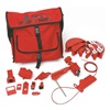 Brady 99686 Portable Lockout Kit, Electrical/Valve, 14