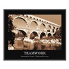 Advantus AVT78162 Motivational Print, Teamwork, Frame, 24 x30