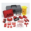 Brady 99313 Portable LockoutKit, Filled, Electrical, 23