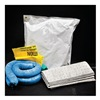Spilfyter 311101 Oil Spill Kit, 3 gal, Sealed Bag