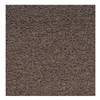 Approved Vendor DE MU35BR Entrance Mat, Vinyl Loop, 5 ft., 3 ft., Brwn
