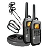 Uniden GMR5089-2CKHS Two-Way Radio, Silver, FRS/GMRS, PK2