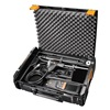 Testo 0563 3220 70 Combustion Analyzer, Heavy Duty