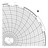 Honeywell BN 13893 Circular Paper Chart, 7Day, 0 to 14, 100Pk