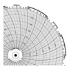 Honeywell BN 24001660-022 Circular Paper Chart, 1 Day, 100Pk, Pack of 5