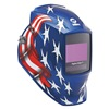 Miller Electric 257 216 Welding Helmet, Dig Elite, Blue Stars